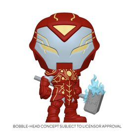Funko Pop! Marvel: Infinity Warps- Iron Hammer