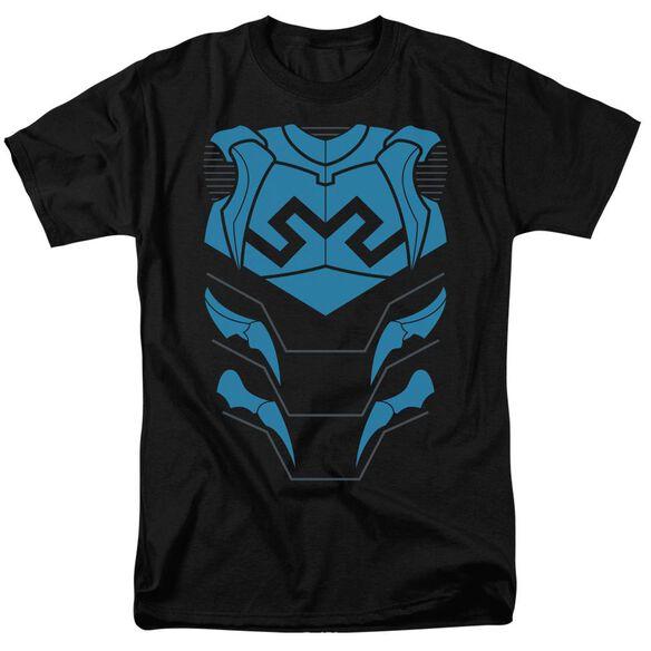 Jla Blue Beetle Short Sleeve Adult T-Shirt
