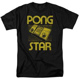 Atari Star Short Sleeve Adult T-Shirt
