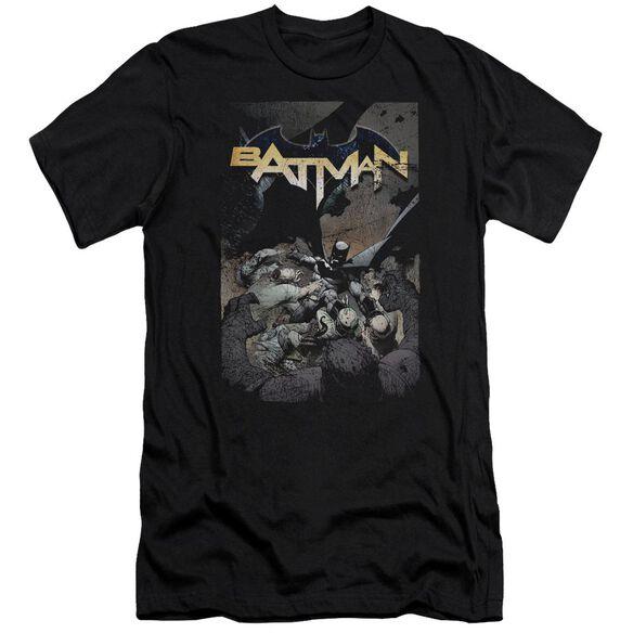 Batman Batman One Short Sleeve Adult T-Shirt