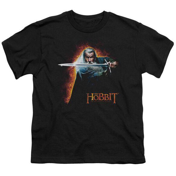The Hobbit Secret Fire Short Sleeve Youth T-Shirt