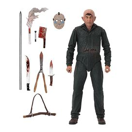 "NECA Friday the 13th - 7"" Scale Action Figure - Ultimate Part 5 Roy Burns"
