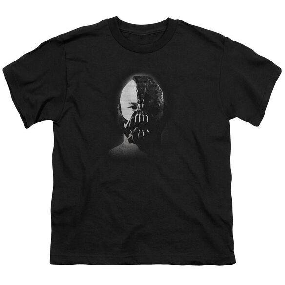 Dark Knight Rises Bane Short Sleeve Youth T-Shirt