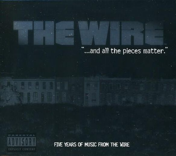 Wire: & All The Pieces Matter Five Years / Ost