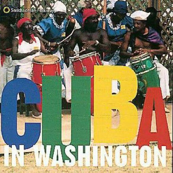 Various Artists - Cuba in Washington / Various