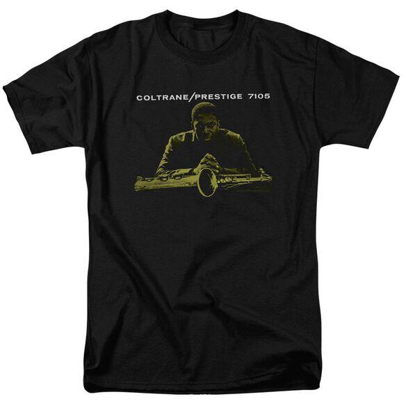 John Coltrane Mellow Yellow Short Sleeve Adult T-Shirt