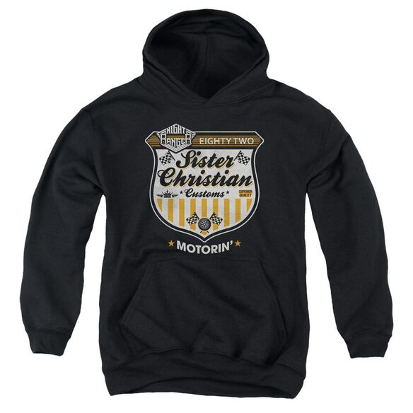 Night Ranger Motorin Youth Pull Over Hoodie