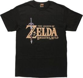 Legend of Zelda Breath Of The Wild T-Shirt