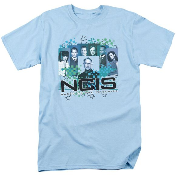 Ncis Cast Short Sleeve Adult Light T-Shirt