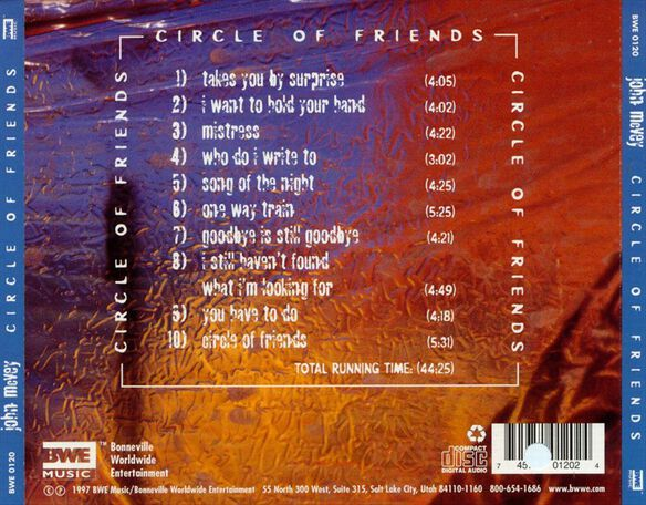 Circle Of Friends 897