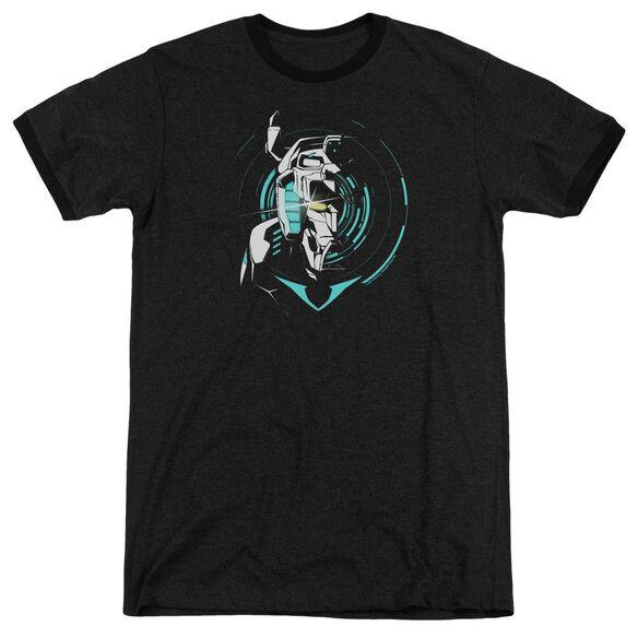 Voltron Defender Noir Adult Ringer