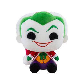 Funko Pop! Plush Heroes - DC Santa Joker