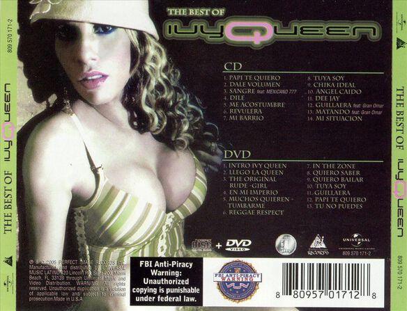 Best Of Ivy Queen(Cd/Dvd)
