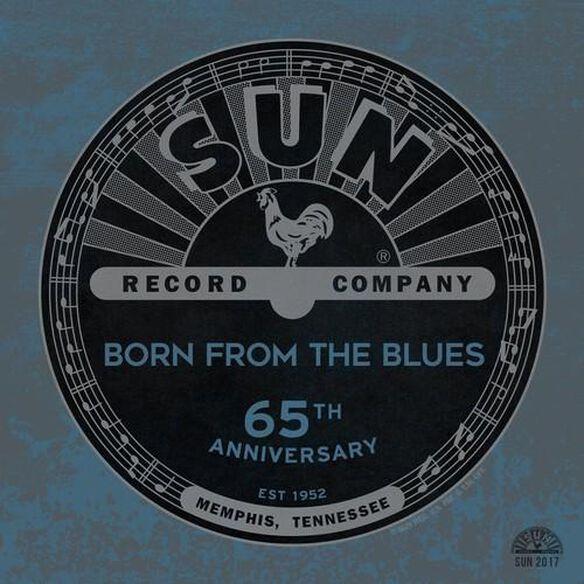 Various Artists - Sun Records 65th Anniversary: Born Blues / Various Artists