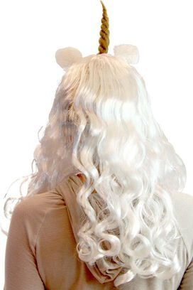 Prince Deluxe Pony Wig