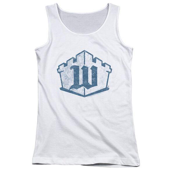 Castle Monogram Juniors Tank Top