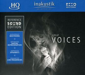 Various Artists - Reference Sound Edition: Voices, Vol. 1