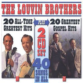 The Louvin Brothers - 40 Songs