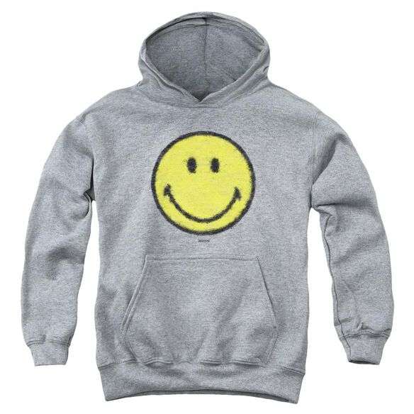 Smiley World Paper Jam Youth Pull Over Hoodie Athletic
