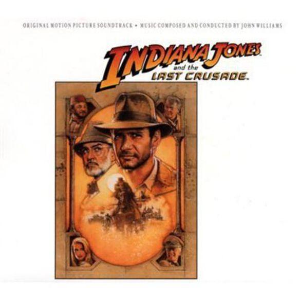 Indiana Jones & The Last Crusade (Uk)