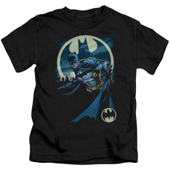 BATMAN HEED THE CALL - S/S JUVENILE 18/1 - BLACK - T-Shirt