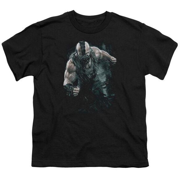 Dark Knight Rises Bane Rain Short Sleeve Youth T-Shirt