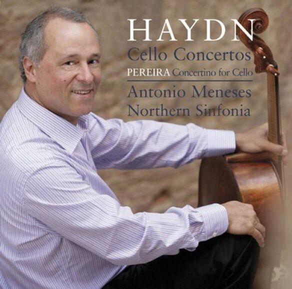 Antonio Meneses - Cello Concertos