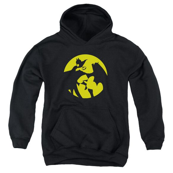 Dco Batman Spotlight Youth Pull Over Hoodie