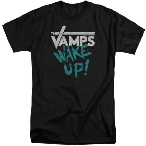 The Vamps Wake Up Short Sleeve Adult Tall T-Shirt
