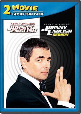 Johnny English 2-Movie Family Fun Pack