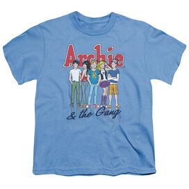 ARCHIE COMICS AND THE GANG - S/S YOUTH 18/1 - CAROLINA BLUE T-Shirt