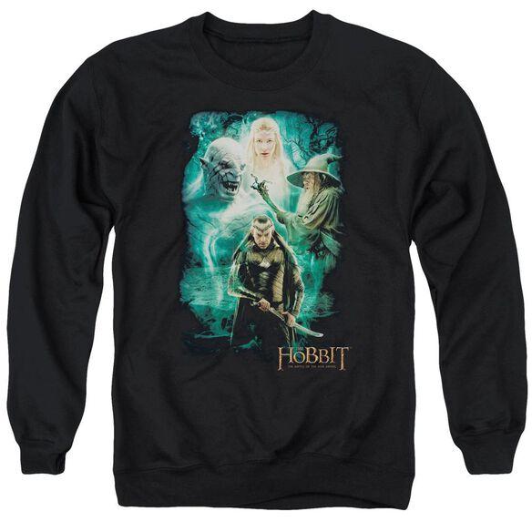 Hobbit Elrond's Crew Adult Crewneck Sweatshirt