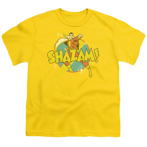 DC POWER BOLT - S/S YOUTH 18/1 - YELLOW T-Shirt