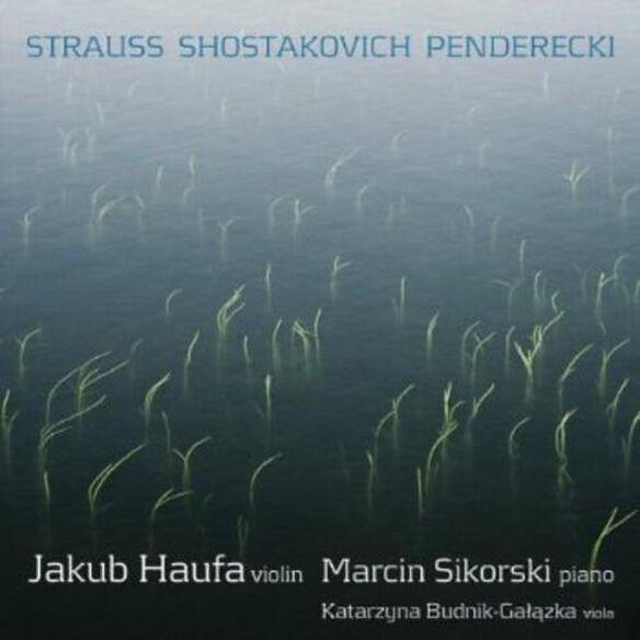 Jakub Haufa - Violin Sonatas