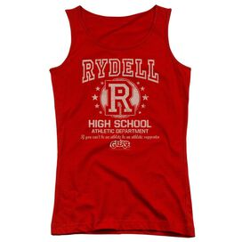 Grease Rydell High Juniors Tank Top