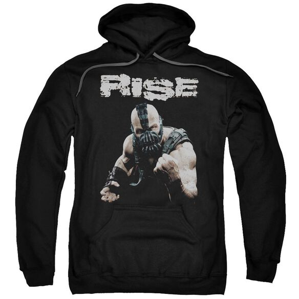 Dark Knight Rises Rise Adult Pull Over Hoodie