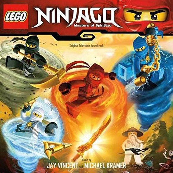 Ninjago Masters Of Spinjitzu / O.S.T.