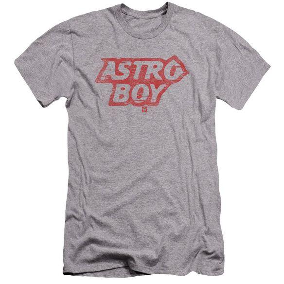 Astro Boy Logo Premuim Canvas Adult Slim Fit Athletic