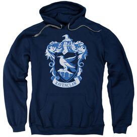 Harry Potter Ravenclaw Crest Adult Pull Over Hoodie