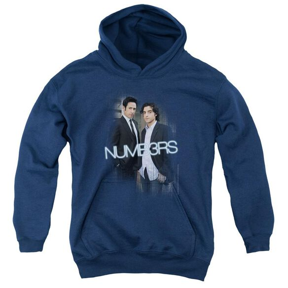 Numb3 Rs Don & Charlie Youth Pull Over Hoodie