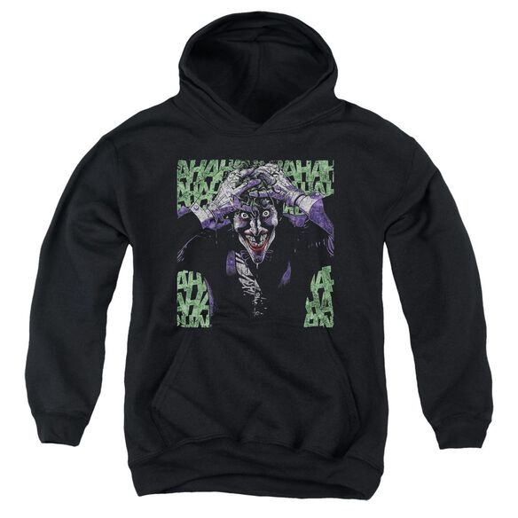 Batman Insanity Youth Pull Over Hoodie