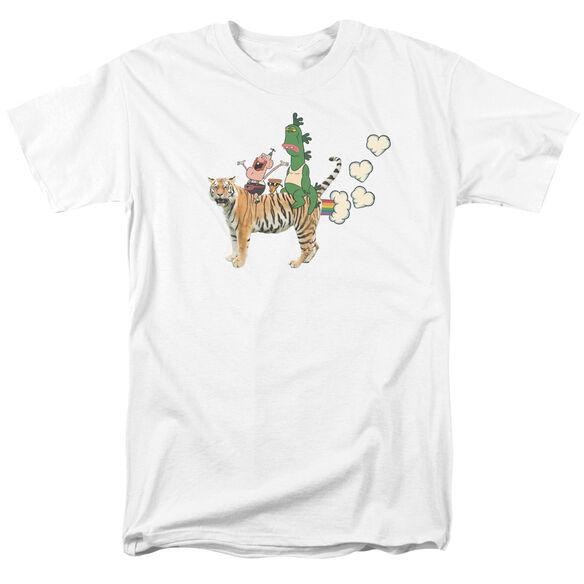 UNCLE GRANDPA FART HEARTS-S/S T-Shirt