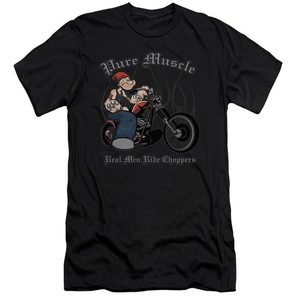 Popeye Pure Muscle Short Sleeve Adult T-Shirt