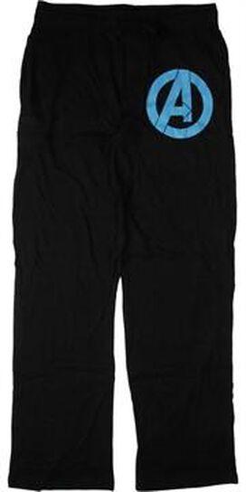 Avengers Assemble Logo Pajama Pants