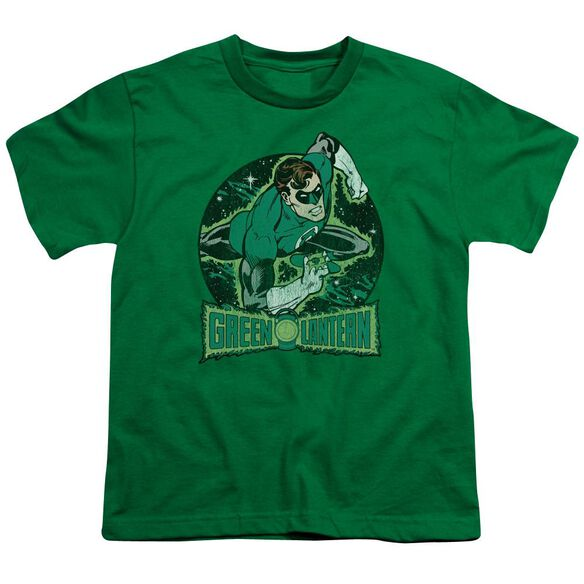 Dc In The Spotlight Short Sleeve Youth Kelly T-Shirt