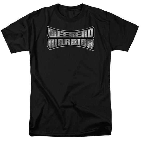 Weekend Warrior Short Sleeve Adult T-Shirt