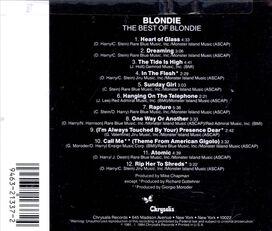 Blondie - Best of Blondie