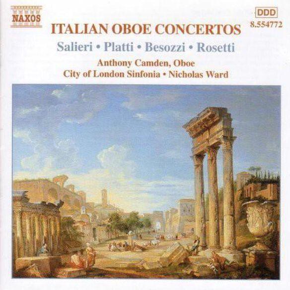 Various Artists - Italian Oboe Concertos / Various