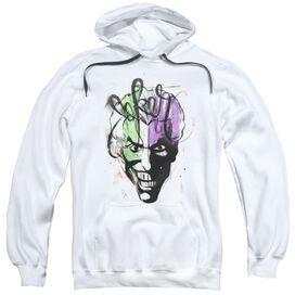 Batman Joker Airbrush-adult