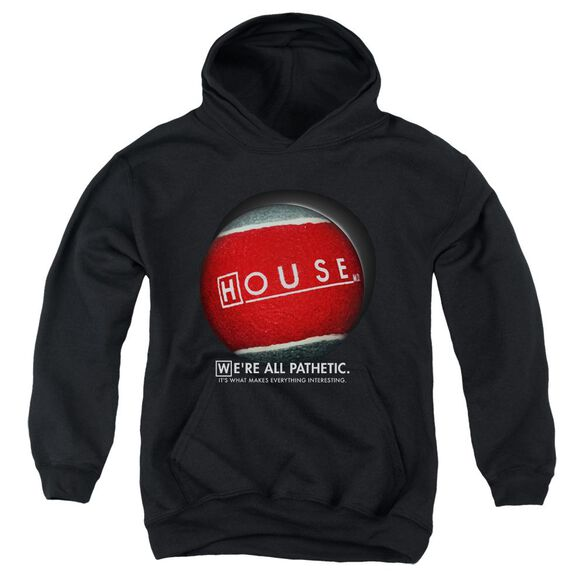 House The Ball Youth Pull Over Hoodie